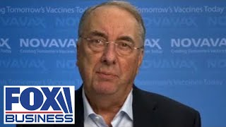 NOVAVAX INC. Novavax CEO says COVID-19 vaccine will roll out 'very quickly'
