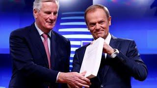 Brexit: l'UE signera le projet d'accord le 25 novembre, des ministres britanniques démissionnent