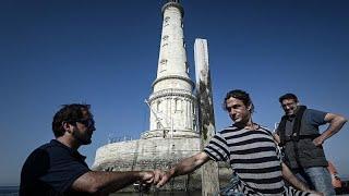 Cordouan 'king of lighthouses' granted UNESCO world heritage status