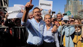 """Russlands Opposition protestiert: """"Beweisen, dass wir als Volk existieren"""""""