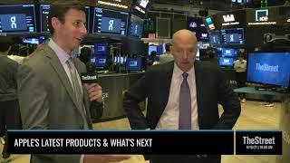 MICROSOFT CORP. Gensler, Gold, Apple, Microsoft: Jim Cramer's Stock Market Breakdown - September 15