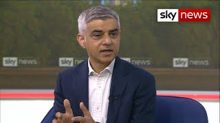 COVID-19: London Mayor Sadiq Khan demands jabs for young people where Indian variant detected
