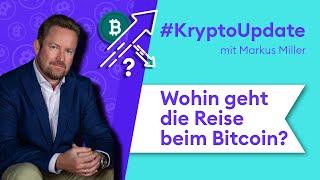 BITCOIN Krypto Update: In Bitcoin investieren? 5 Gründe von Markus Miller 🔍 XRP: In den USA verboten? 🚫
