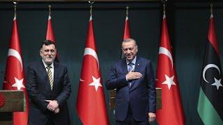 """Türkei und Libyen verschärfen Konflikt um """"Reichtum des östlichen Mittelmeerraums"""""""