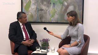 Interview with Indonesian Central Bank Governor, Perry Warjiyo