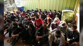 Un operativo de ICE desmantela una casa en El Paso, Texas, con 56 inmigrantes indocumentados