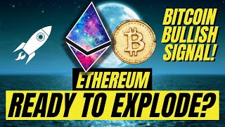 BITCOIN ETH Price About To EXPLODE?! Ethereum Price Prediction | Huge Bitcoin Bullish Signal?