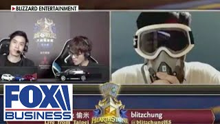 ACTIVISION BLIZZARD INC 'Blitzchung' suspended by Activision Blizzard over Hong Kong support