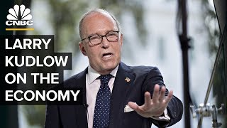 NEC CORP ORD NEC Director Kudlow On The Economy | CNBC