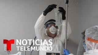 Estados Unidos supera su récord de nuevas infecciones | Noticias Telemundo