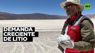 GOLD - USD Litio: ¿Oro blanco o peligro para medio ambiente y pueblos indígenas?