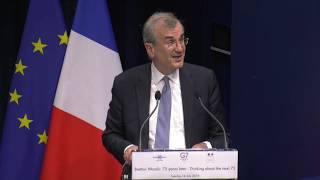G7 Bretton Woods: 75 years later -  Welcome address by François Villeroy de Galhau