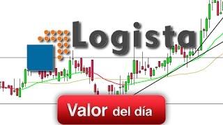 LOGISTA Trading en Logista por Marc Ribes en Estrategias Tv 23.12.14