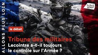 Nouvelle Tribune des militaires : la réponse du chef d'Etat Major des Armées