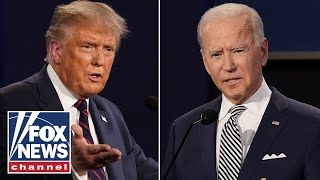 Poll shows Trump trailing Biden with White women voters