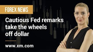 Forex News: 19/07/2019 - Cautious Fed remarks take the wheels off dollar