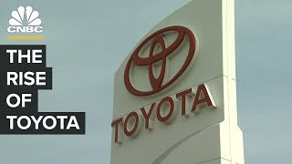 TOYOTA MOTOR CORP. The Rise Of Toyota