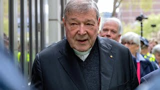 Former Vatican treasurer loses appeal against sexual abuse convictions
