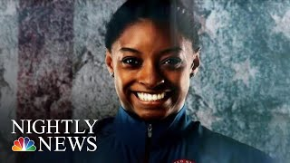 NIKE INC. Simone Biles Criticizes New USAG President Over Anti-Nike Tweet | NBC Nightly News