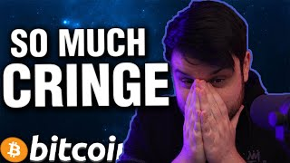 BITCOIN CRINGE Is At All Time Highs Too - Bitcoin Meme Review
