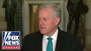 Meadows warns if no deal on coronavirus relief by Friday, likely no deal at all