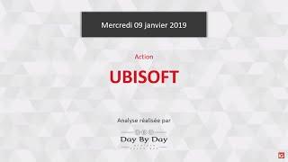 UBISOFT ENTERTAIN UBISOFT : retournement haussier - Flash Analyse IG 09.01.2018