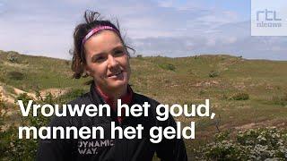 GOLD - USD Vrouwen het goud, mannen het geld: hardloopster Jill is er klaar mee