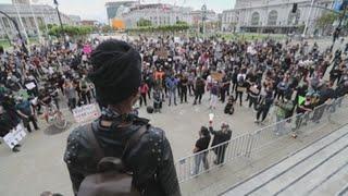 Protestas y disturbios en EE.UU. con toque de queda en varias ciudades