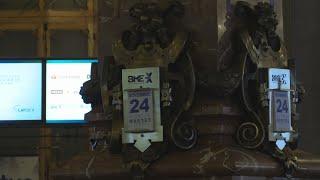 IBEX35 INDEX El Ibex 35 cierra la sesión con una subida del 2 % y conquista los 8.100 puntos