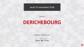 DERICHEBOURG Action Derichebourg : la tendance redémarre - Flash Analyse IG 15.11.2018