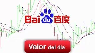BAIDU INC. ADS Traiding en Baidu por Darío Redes en Estrategiastv (14.12.16)