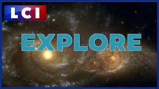 Voici ce qu'il se passe quand deux galaxies entrent en collision