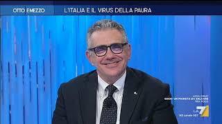 """Coronavirus, Vittorio Sgarbi: """"Le persone che incontro sono convinte che ci sia eccesso di tutela"""""""