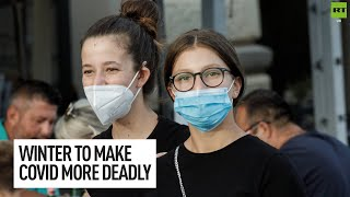 Flu and Covid together could kill otherwise healthy people!