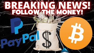 BITCOIN BREAKING!!! PayPal to Buy HUGE Crypto Company, Backed by Goldman Sachs | Bitcoin News