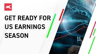 Get Ready for US Earnings Season - with Walid Koudmani