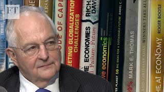 Martin Wolf's economics reading list | FT Podcast
