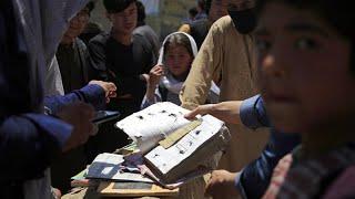 Afghanistan: raddoppiate le vittime dopo il ritiro delle forze Nato