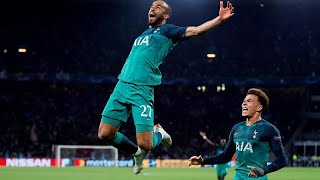 AJAX Tottenham beat Ajax to set up an all-English Champions League final with Liverpool