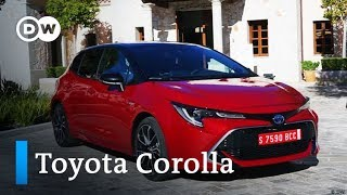 TOYOTA MOTOR CORP. Neustart: Toyota Corolla | Motor mobil