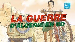 """""""Algérie, une guerre française"""" en BD"""