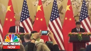 Breaking Down The Trade War With China | NBC News Now