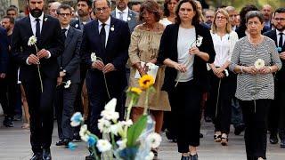 Un an après ses attentats, Barcelone pleure ses morts