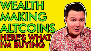 THESE CRYPTOCURRENCIES WILL MAKE YOU RICH THIS ALTCOIN SEASON! [Here's What I'm Buying]