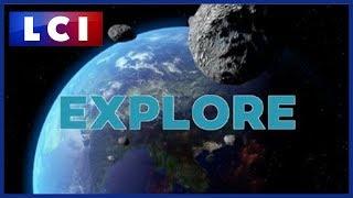 Les astéroïdes, une menace bien réelle au-dessus de nos têtes