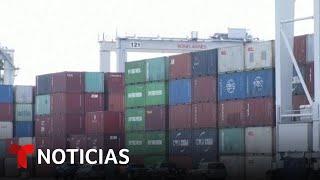 SAVANNAH RESOURCES ORD 1P Trabajan en el puerto de Savannah, Georgia, para desbloquear la entrada de buques mercantes