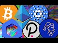 ALTSEAON IS HERE TO STAY!! Polkadot, Cardano, Chainlink, Ethereum, Plutus.it