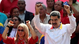 Tentative d'assassinat déjouée contre Nicolas Maduro ?