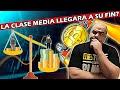 ¡LOS RICOS HUYEN Y LOS TONTOS COMPRAN - LA CLASE MEDIA LLEGARA A SU FIN!