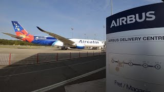 AIRBUS Subventions Airbus : Washington va taxer 7,5milliards de dollars de produits de l'UE